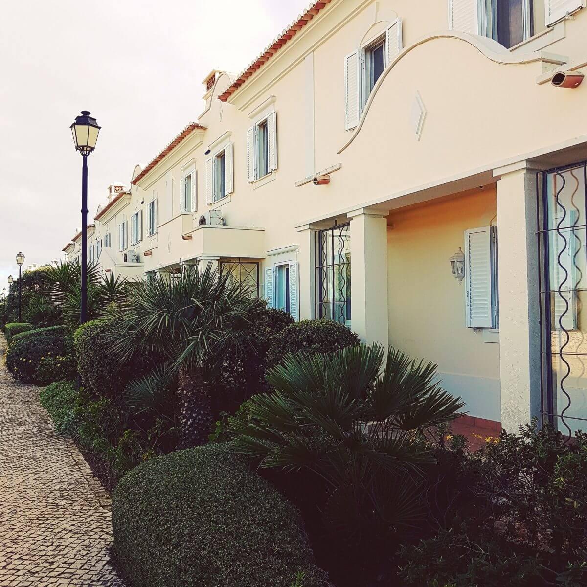 Algarve met kids: idyllisch familieresort Martinhal en met kids naar Sagres - hotel met zeezicht - Vilas Mimosa
