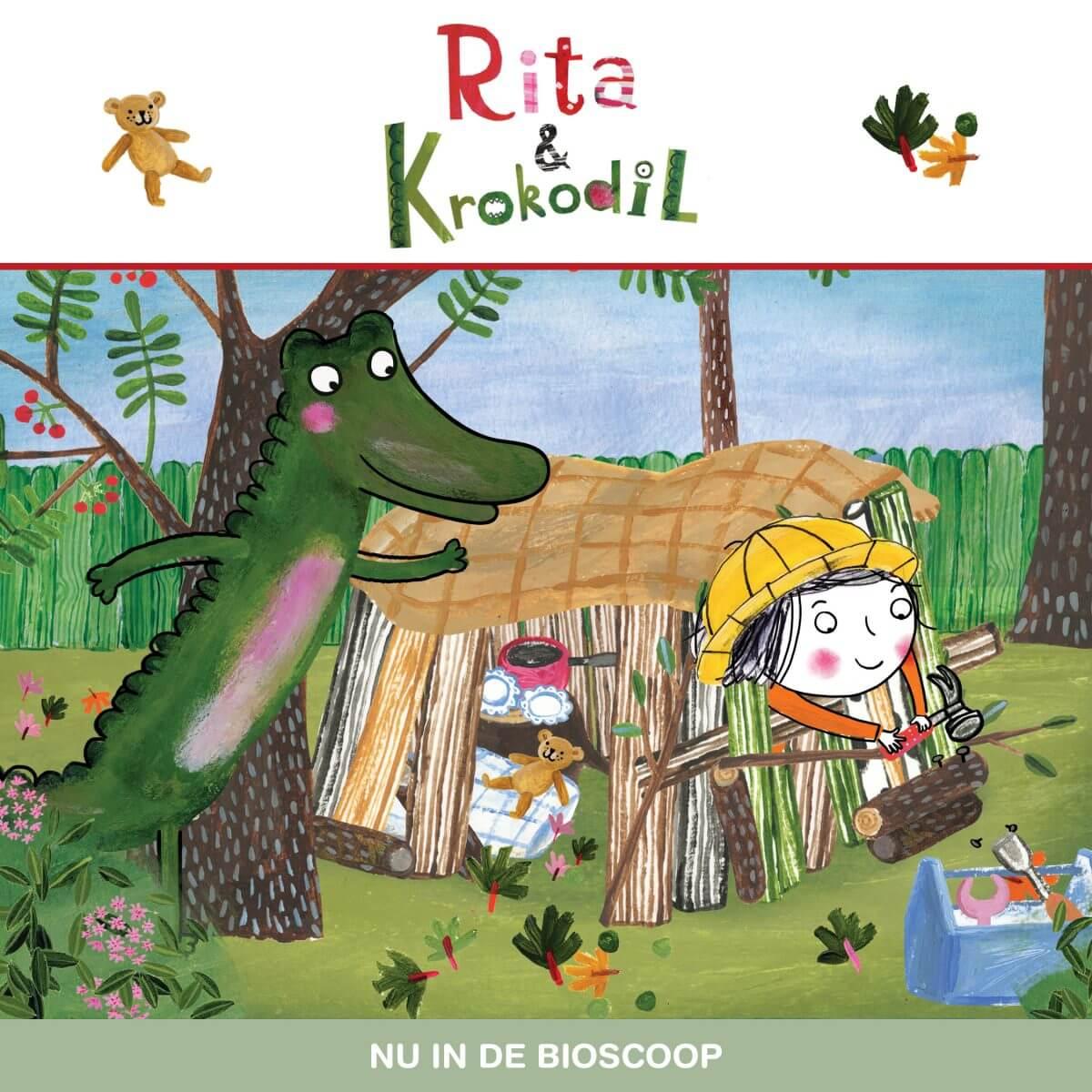 Filmtip voor de kerstvakantie: Rita & Krokodil (2+),