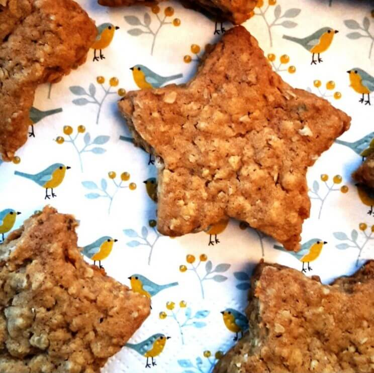 De leukste kindvriendelijke recepten voor kerstdiner en kerstontbijt - op school en thuis - kerstkoekjes