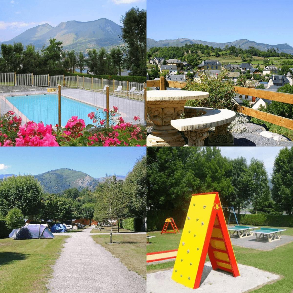 101 leuke idyllische campings in Frankrijk met kids #leukmetkids Camping Du Lac, Arcizans-Avant, Midi-Pyrénées, Pyreneeën