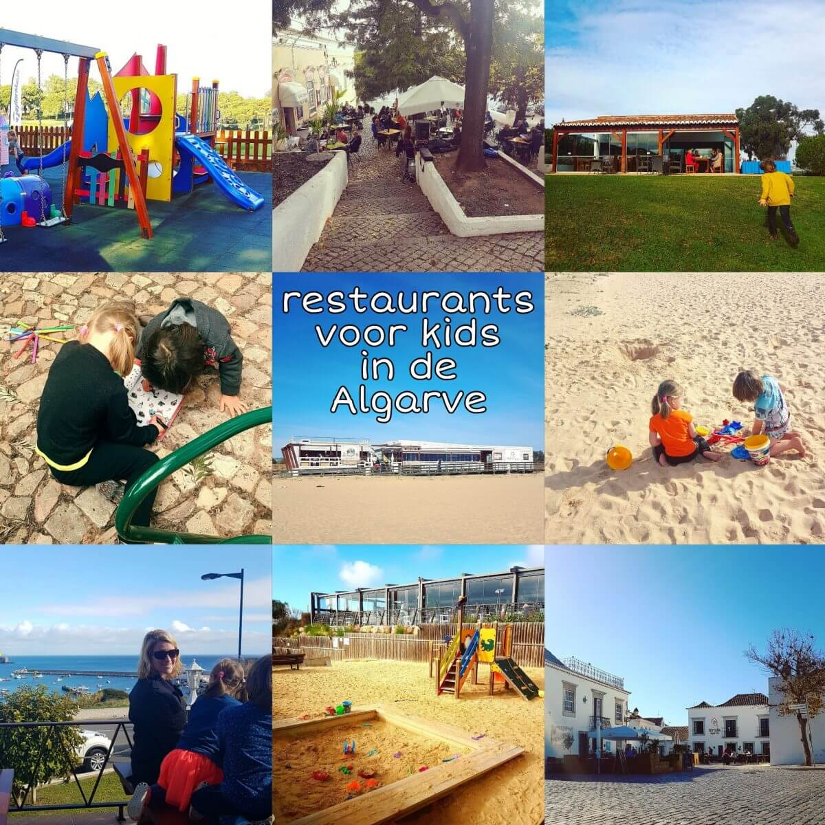 Algarve met kids: de leukste kindvriendelijke restaurants - Childfriendly restaurants Algarve