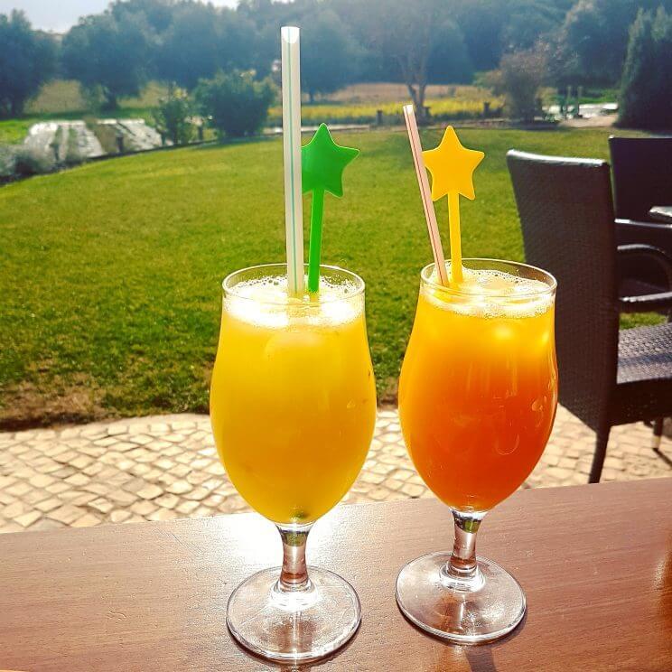 De leukste kindvriendelijke restaurants in de Algarve - Childfriendly restaurants Algarve - Olhos d´Agua, Quinta do Mel