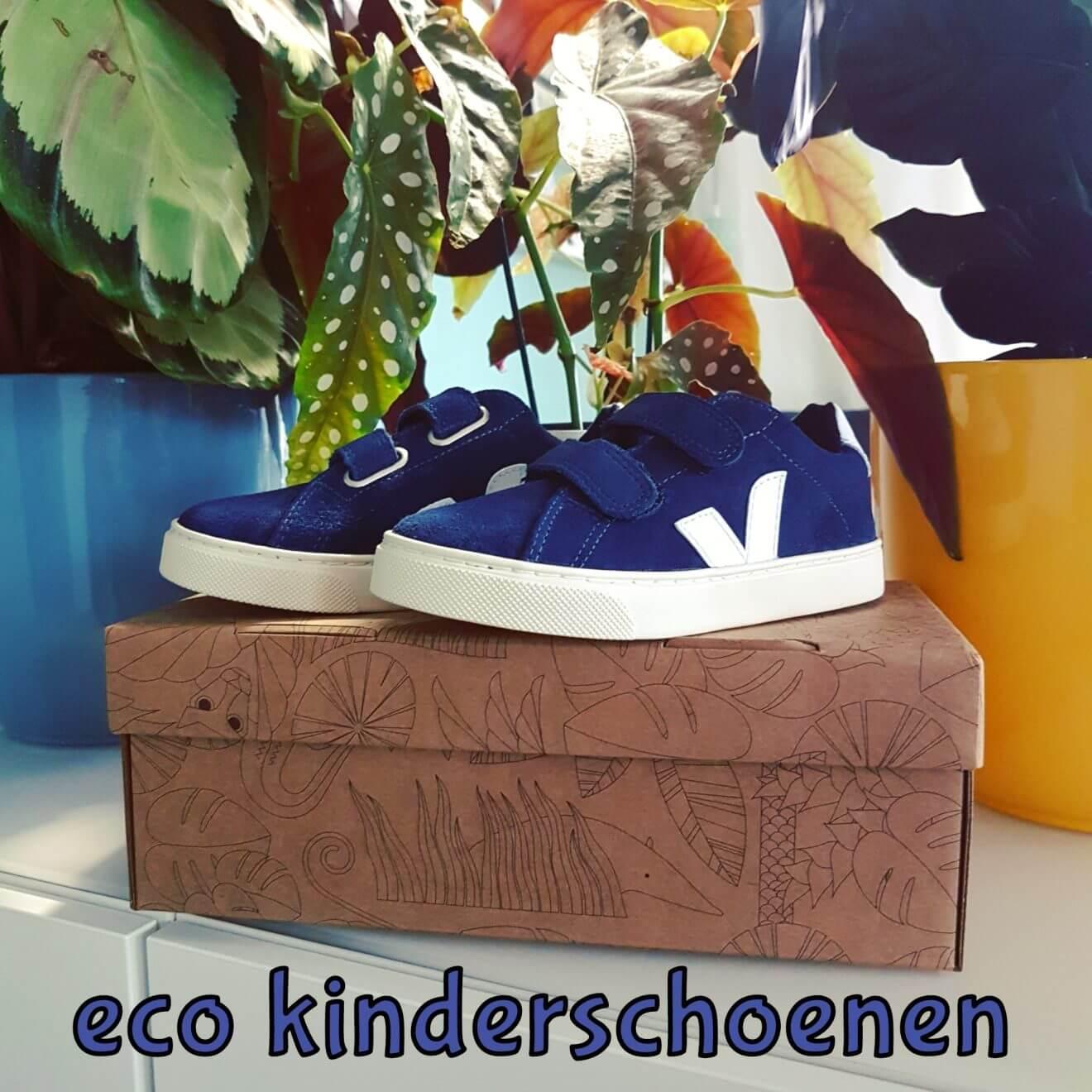 Veja: verantwoorde eco kinderschoenen