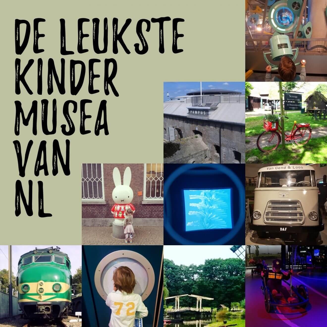 Museum met kids: de leukste kindermusea van Nederland