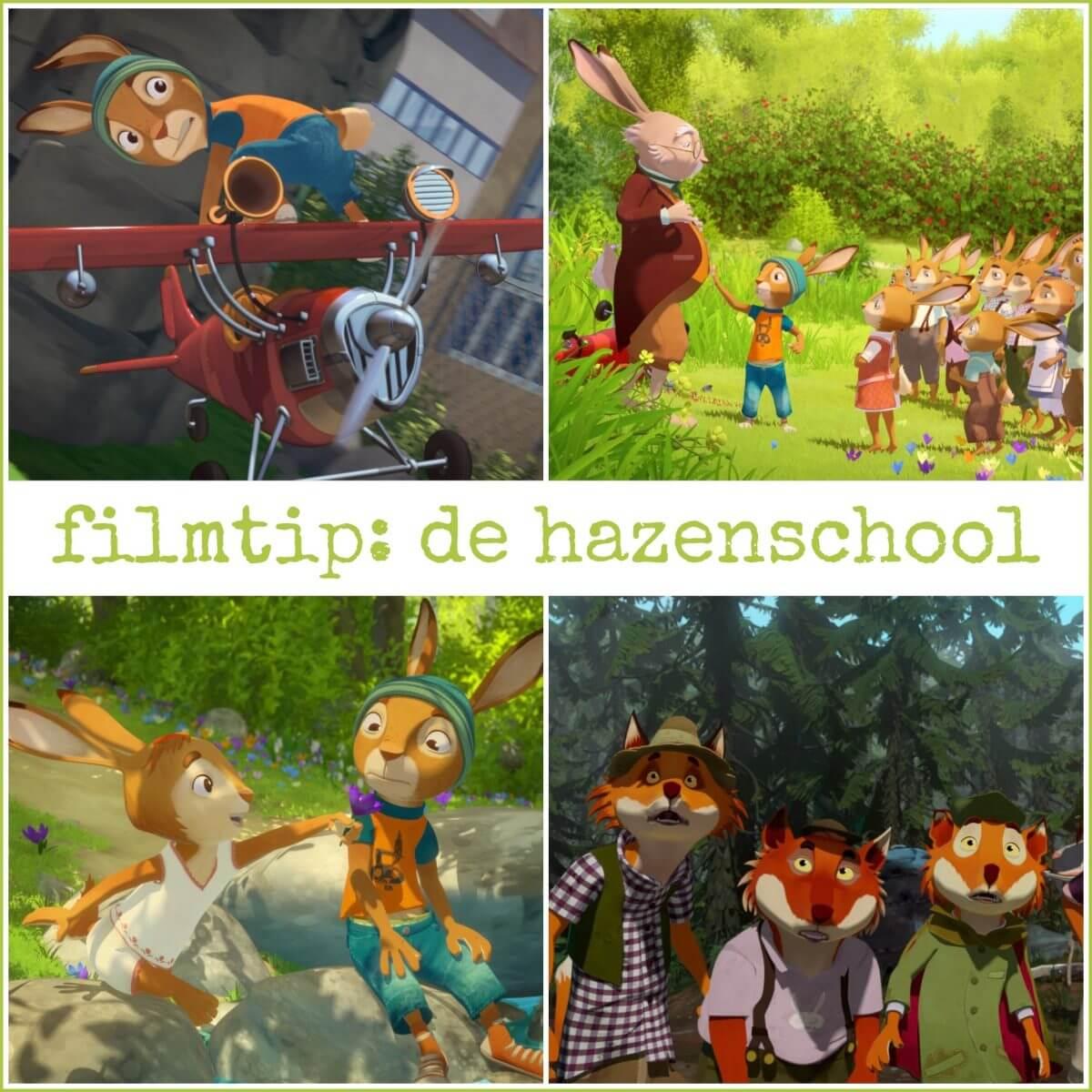 Filmtip: De Hazenschool, een vrolijk avontuur met pasen