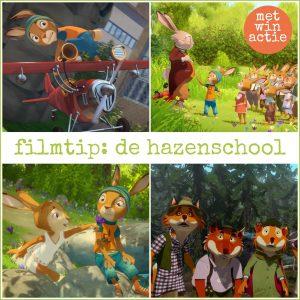 Filmtip: De Hazenschool, over pasen en de lente + winactie