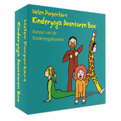 Yoga en meditatie voor kids: de leukste boeken, websites en filmpjes voor kinderen - Helen Purperhart