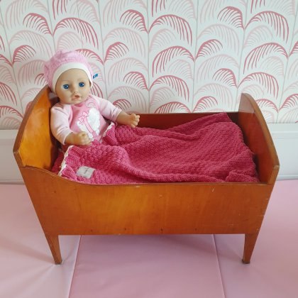 Peuter verjaardag: cadeau ideeën voor kinderen van 2 of 3 jaar / Koeka dekentje en Baby Annabel