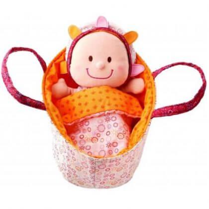 Verjaardagscadeau voor kids van 1 jaar: leuke cadeau tips voor een baby - Lilliputiens pop