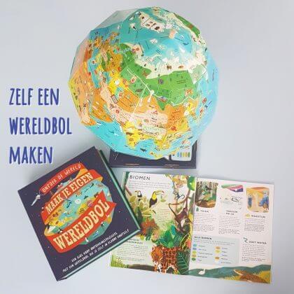 Verjaardagscadeau voor kids van 9, 10, 11 en 12 jaar: leuke cadeau tips voor bovenbouw kinderen #leukmetkids #verjaardag #cadeau #wereldbol