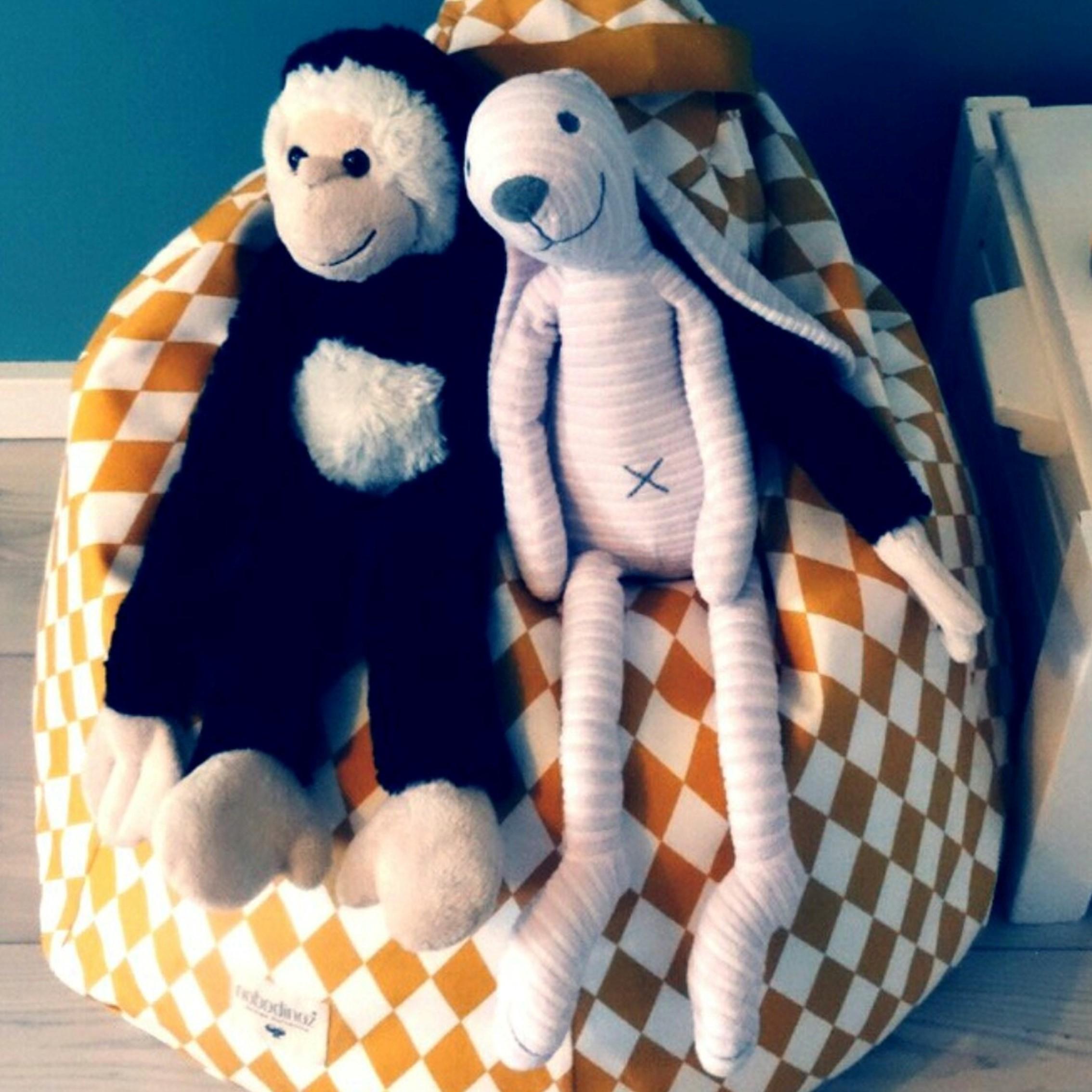 Peuter verjaardag: cadeau ideeën voor kinderen van 2 of 3 jaar - knuffels van Happy horse