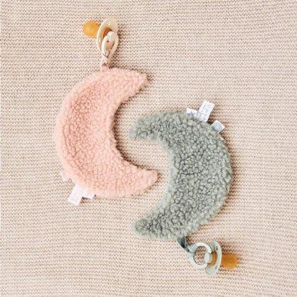 Leukste kraamcadeau: 101 cadeau ideeën voor de geboorte van een baby - speenknuffeltje of speendoekje van Jollein