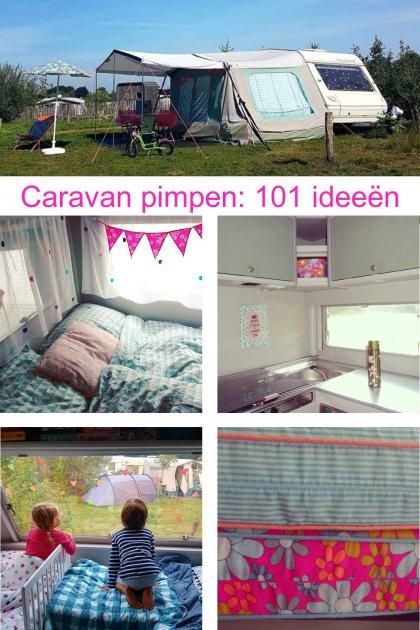 Zomerhuis op wielen: 10 ideeën om je caravan te pimpen