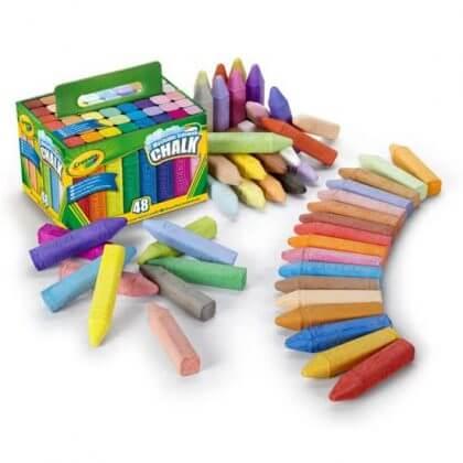 Voor jou gespot: het leukste buitenspeelgoed voor deze zomer - Crayola stoepkrijt