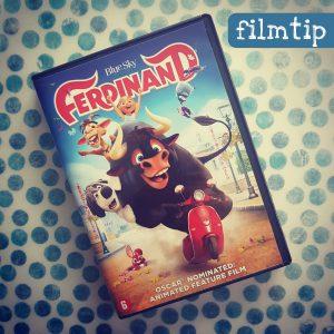 Filmtip: Ferdinand de lieve stier is nu uit op DVD