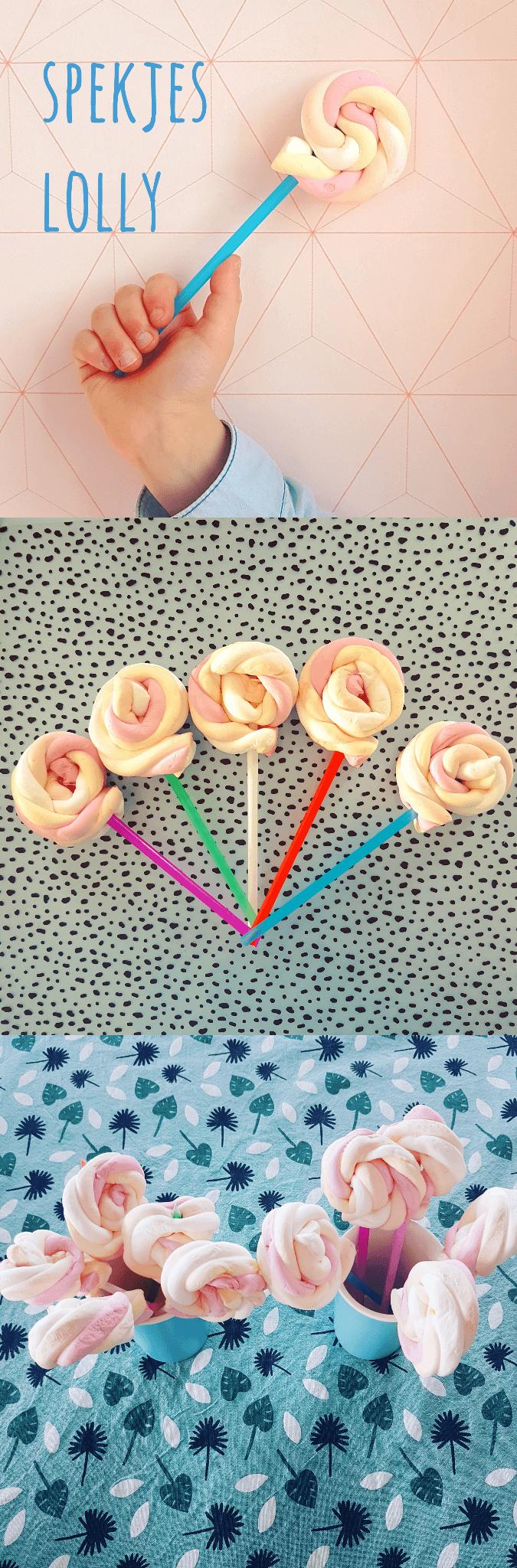 Leuke traktatie voor verjaardag: zelfgemaakte spekjes lolly
