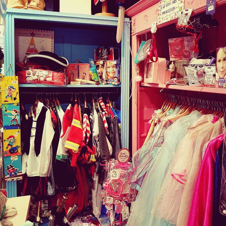 speelgoedwinkel La Marelle in Saint Malo