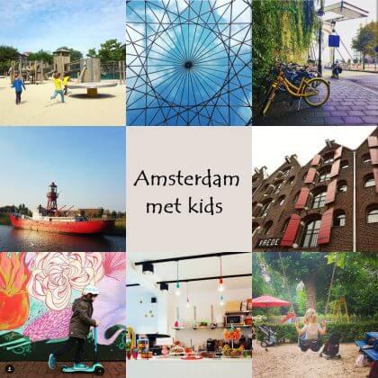 Amsterdam Met Kids Uitjes Musea Speeltuinen Parken Zwemplekken