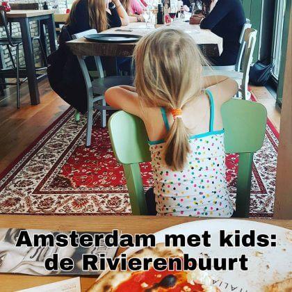 Amsterdam met kids, De Rivierenbuurt: musea, speeltuinen, parken, zwemplekken, actieve uitjes, kinderboerderijen, winkels, restaurants en nog veel meer. Martin Luther Kingpark.