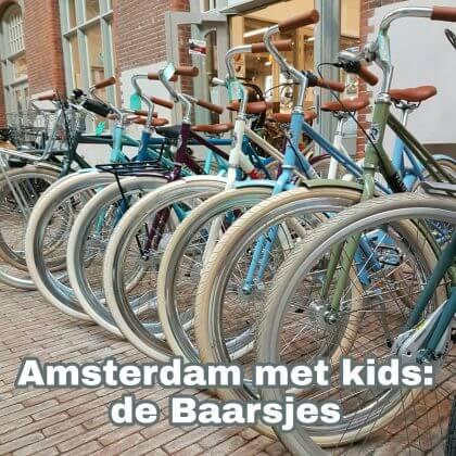 Amsterdam met kids, de Baarsjes: musea, speeltuinen, parken, zwemplekken, actieve uitjes, kinderboerderijen, winkels, restaurants en nog veel meer