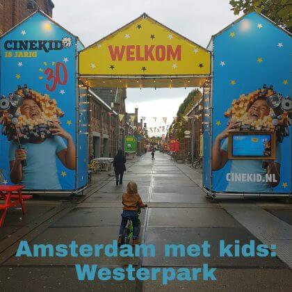 Amsterdam met kids, Westerpark: musea, speeltuinen, parken, zwemplekken, actieve uitjes, kinderboerderijen, winkels, restaurants en nog veel meer