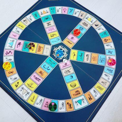 Verjaardagscadeau: spelletjes
