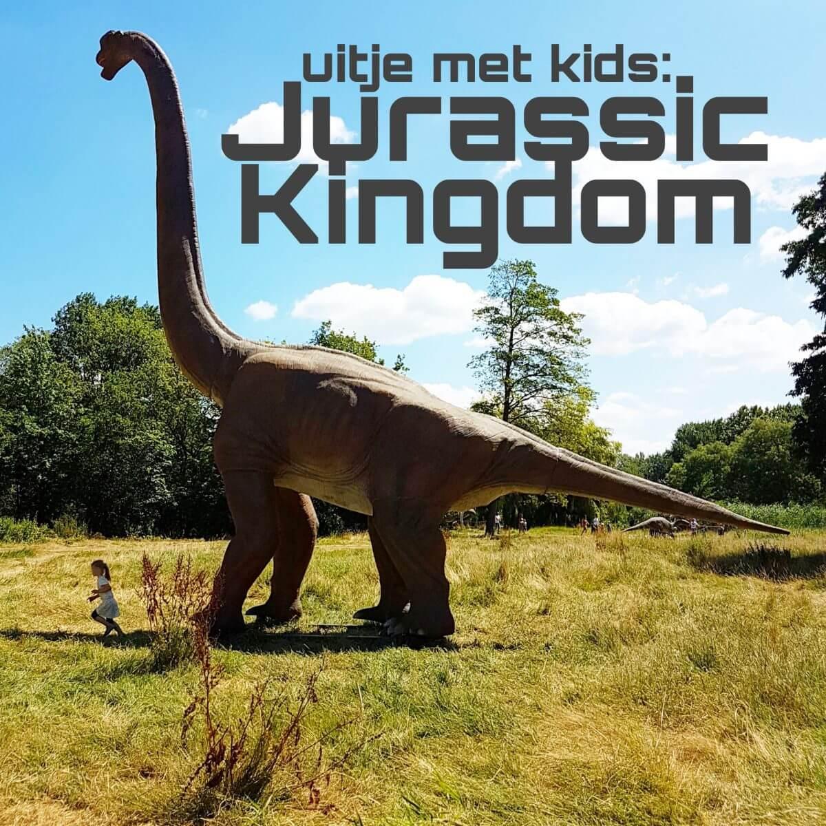 Uitje met kids: dino's kijken bij Jurassic Kingdom en daarna naar de speeltuin #leukmetkids #lekkerwegineigenland #Schiedam #Rotterdam #dinosaurus