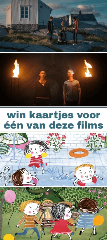 Zomervakantie winactie: win kaartjes voor een van deze twee toffe films: TRIO – De Jacht op een Legendarische Schat én Rita & Krokodil 2 #leukmetkids #zomervakantie #filmtip