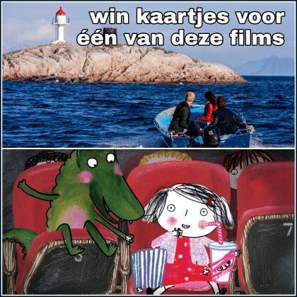 Zomervakantie winactie: win kaartjes voor een van deze twee toffe films. TRIO – De Jacht op een Legendarische Schat + Rita & Krokodil deel 2