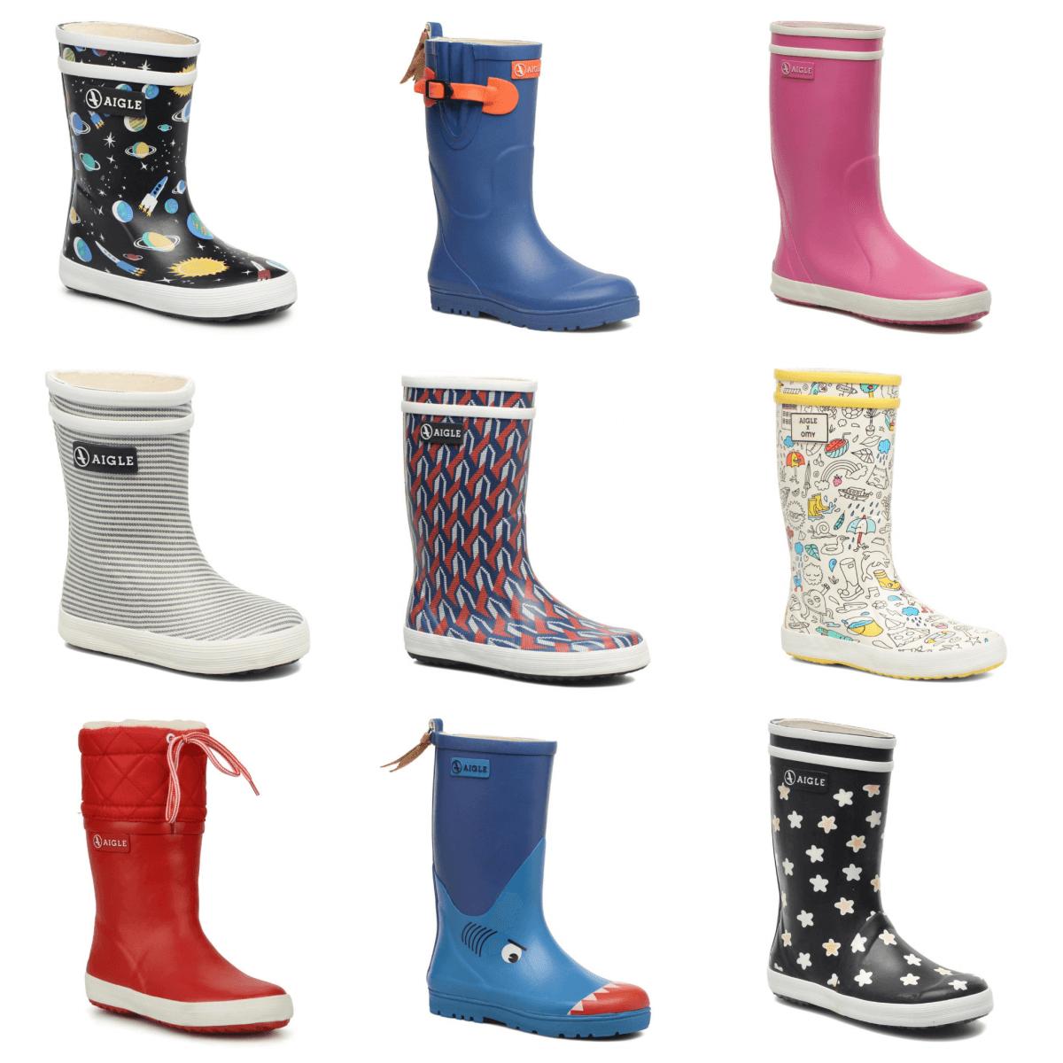 Voor jou uitgezocht: hippe regenjassen, regenbroeken en regenlaarzen #leukmetkids