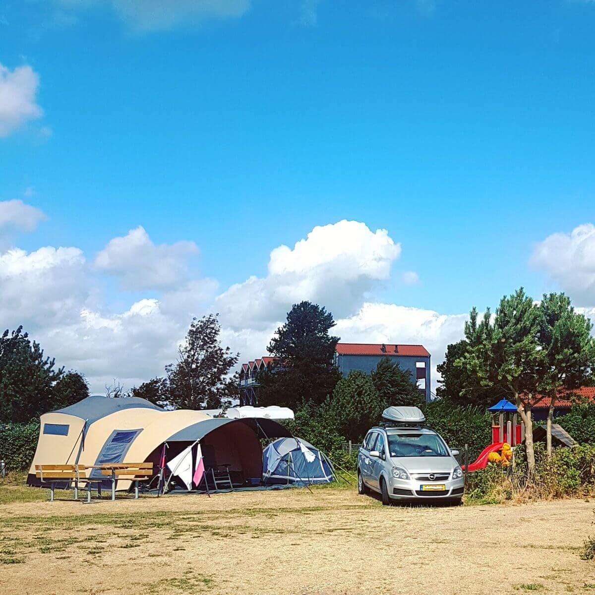 Campingtip: Bogense Strand Camping, op het eiland Funen in Denemarken, kampeerplaats #leukmetkids #camping #kamperen