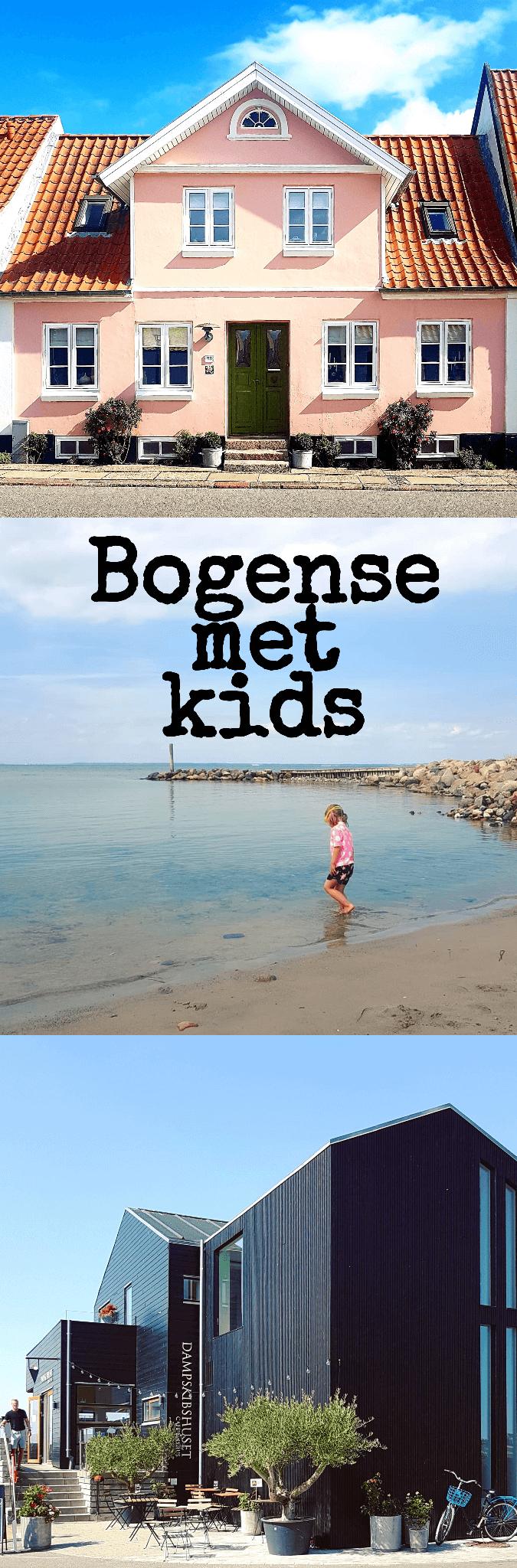 Vakantie met kids: sprookjesachtig Funen in Denemarken - Bogense strand en stadje #leukmetkids #Funen #Denemarken #kinderen