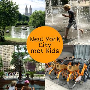 New York City met kids – een stad die tot de verbeelding spreekt!
