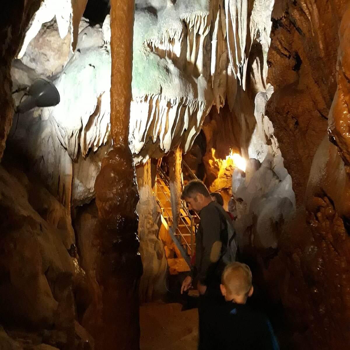Vakantie in Slovenië met kids, Outdoor Paradijs! Hell Cave Jama Pekel grotten