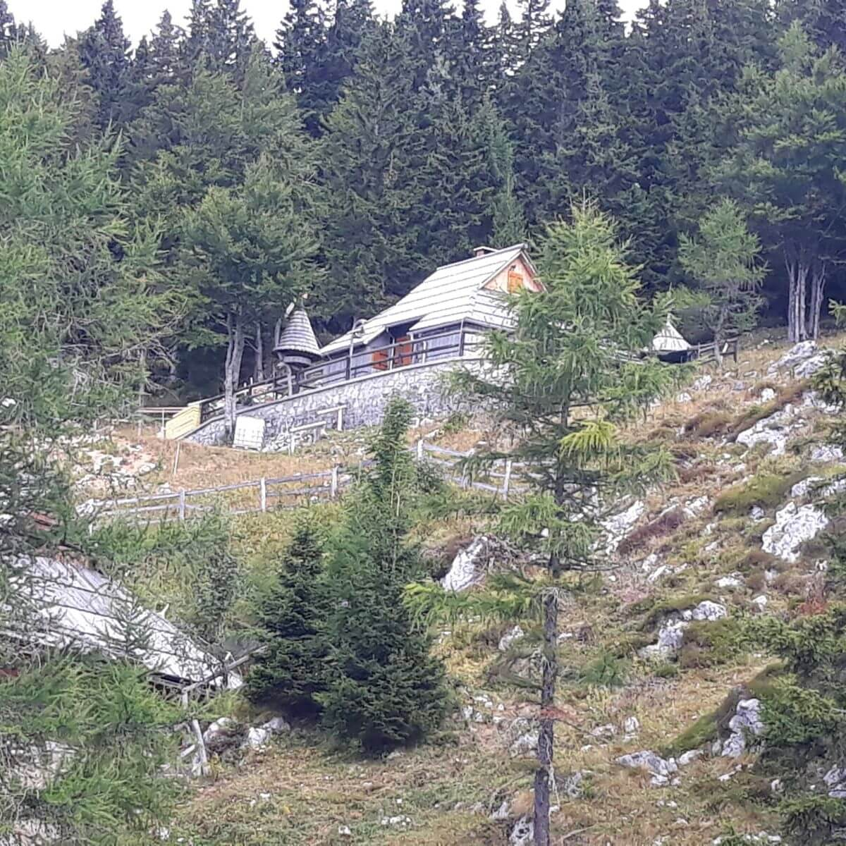 Vakantie in Slovenië met kids, Outdoor Paradijs! Klimmen met kinderen, Velika Planina herdersdorp