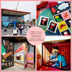 Op ontdekkingstocht in kinderkunstmuseum Villa Zebra
