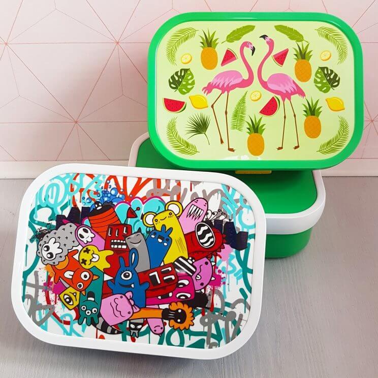 Toffe lunchboxen en drinkflessen voor kinderen: klaar voor school met Mepal
