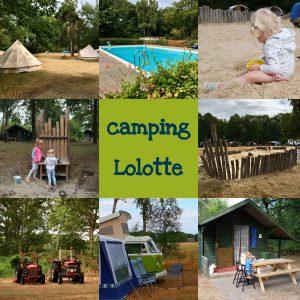 Campingtip: Lolotte in de Achterhoek