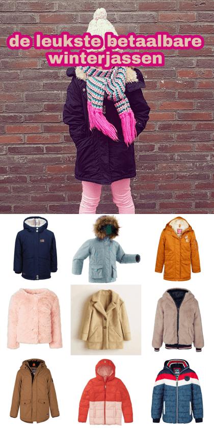 De leukste goedkope winterjassen, voor jongens en meisjes #leukmetkids #kinderkleding