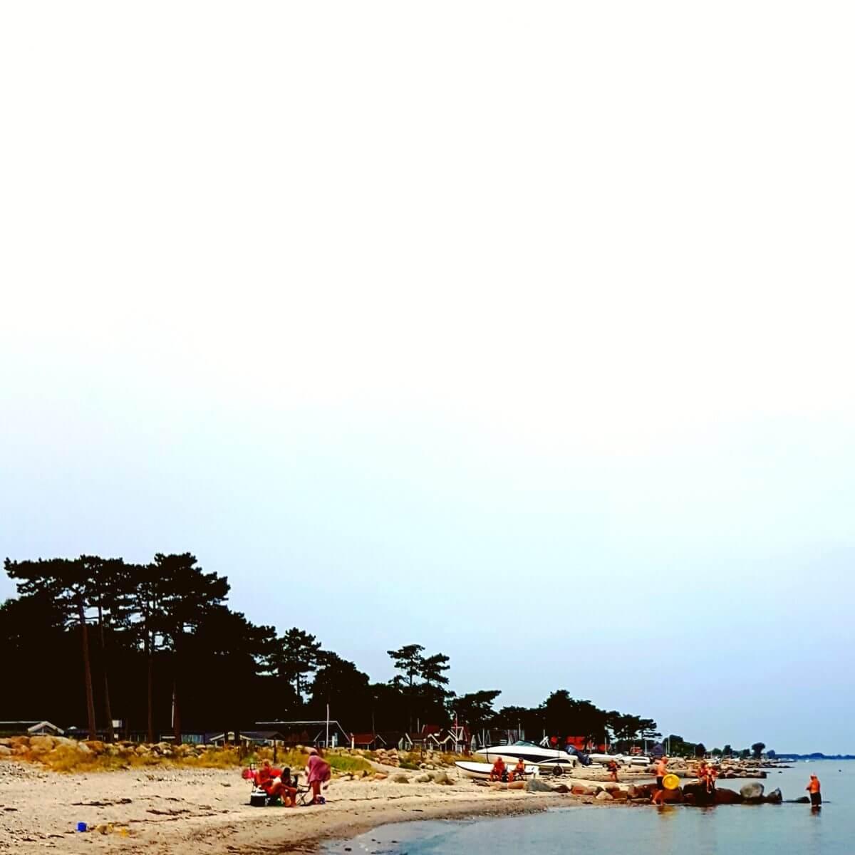 Vakantie met kids: sprookjesachtig Funen in Denemarken - Hasmark bij schiereiland Enebærodde