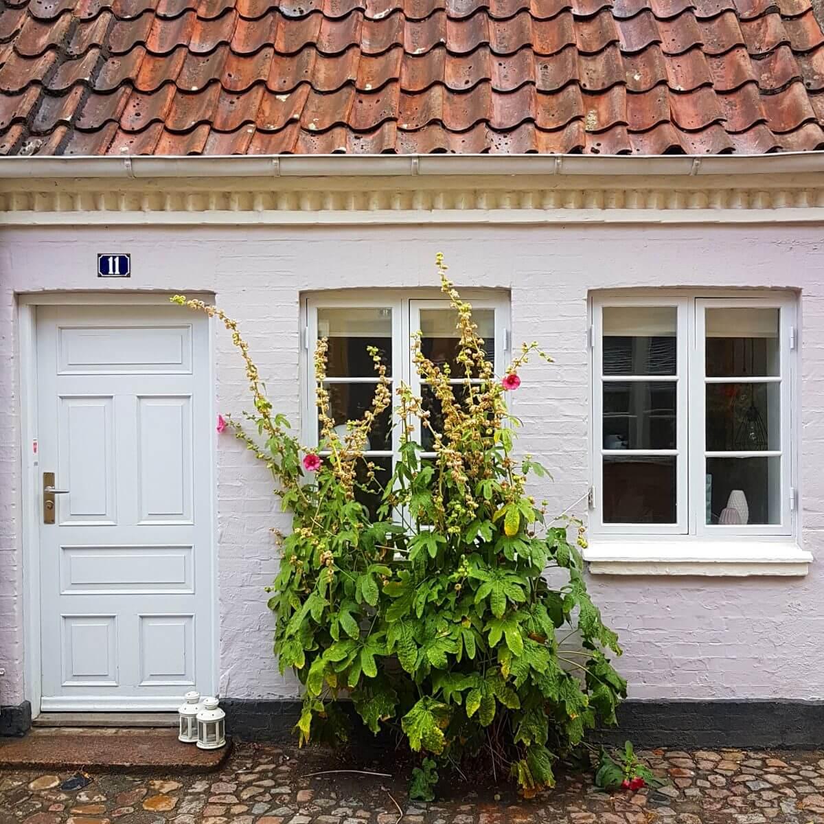Vakantie met kids: sprookjesachtig Funen in Denemarken - moderne stad Odense met historie van Hans Andersen