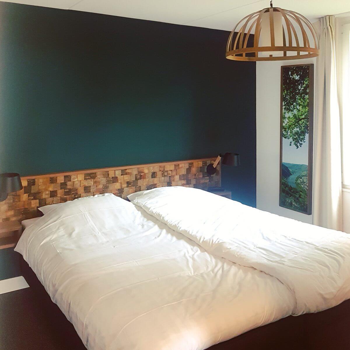 Landal Mont Royal: spelen, zwemmen, wijnproeven en een panoramisch uitzicht - nieuwe energieneutrale bungalows type 8L slaapkamer
