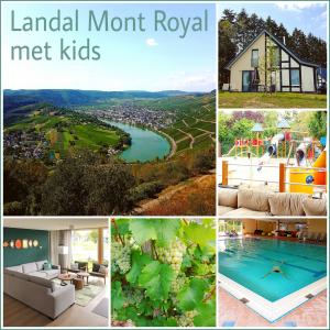 Landal Mont Royal: spelen, zwemmen en wijnproeven met een panoramisch uitzicht