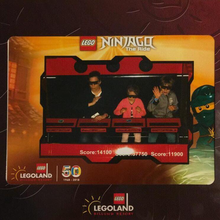 Legoland met kinderen: alles wat je wil weten, Lego Ninjago World Ninjago The Ride #leukmetkids #legoland #Denemarken #kinderen