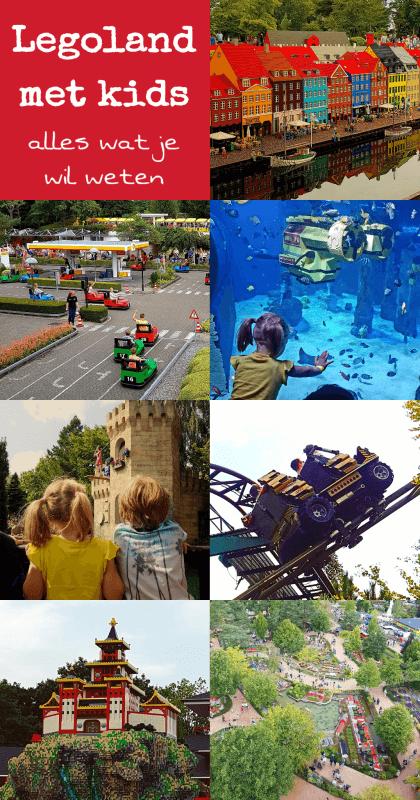 Legoland Billund met kids - alles wat je wil weten #leukmetkids #denemarken