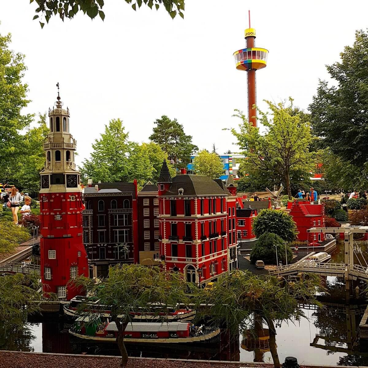 Legoland met kinderen: alles wat je wil weten, Miniland Legotop #leukmetkids #legoland #Denemarken #kinderen