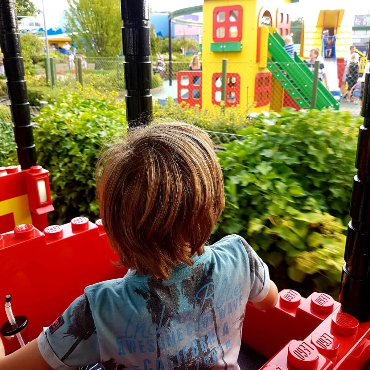 Legoland met kinderen: alles wat je wil weten, Miniland trein #leukmetkids #legoland #Denemarken #kinderen