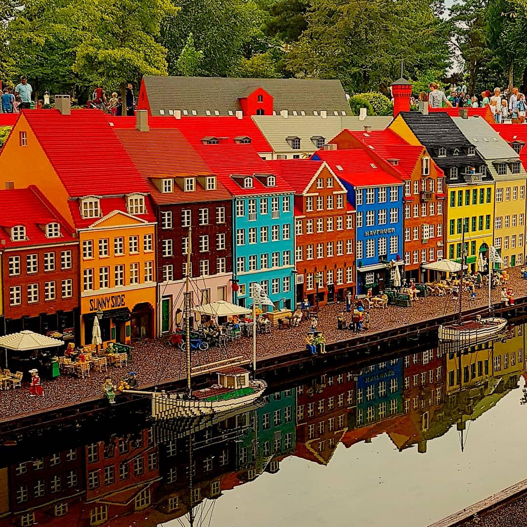 Legoland met kinderen: alles wat je wil weten, Miniland Kopenhagen #leukmetkids #legoland #Denemarken #kinderen