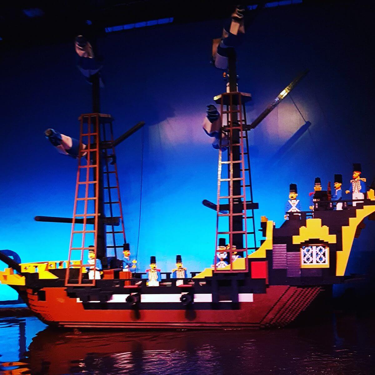 Legoland met kinderen: alles wat je wil weten, Pirate Land #leukmetkids #legoland #Denemarken #kinderen
