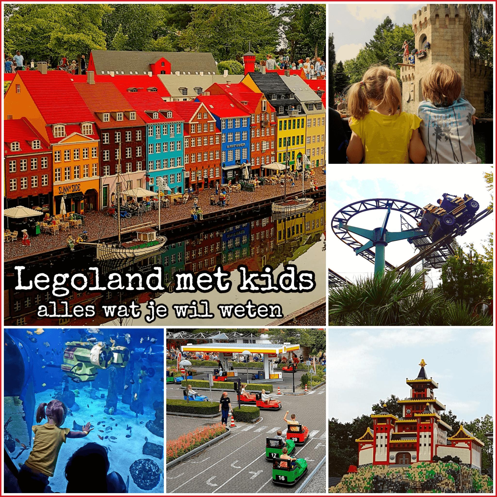 Legoland met kids - alles wat je wil weten #leukmetkids #denemarken